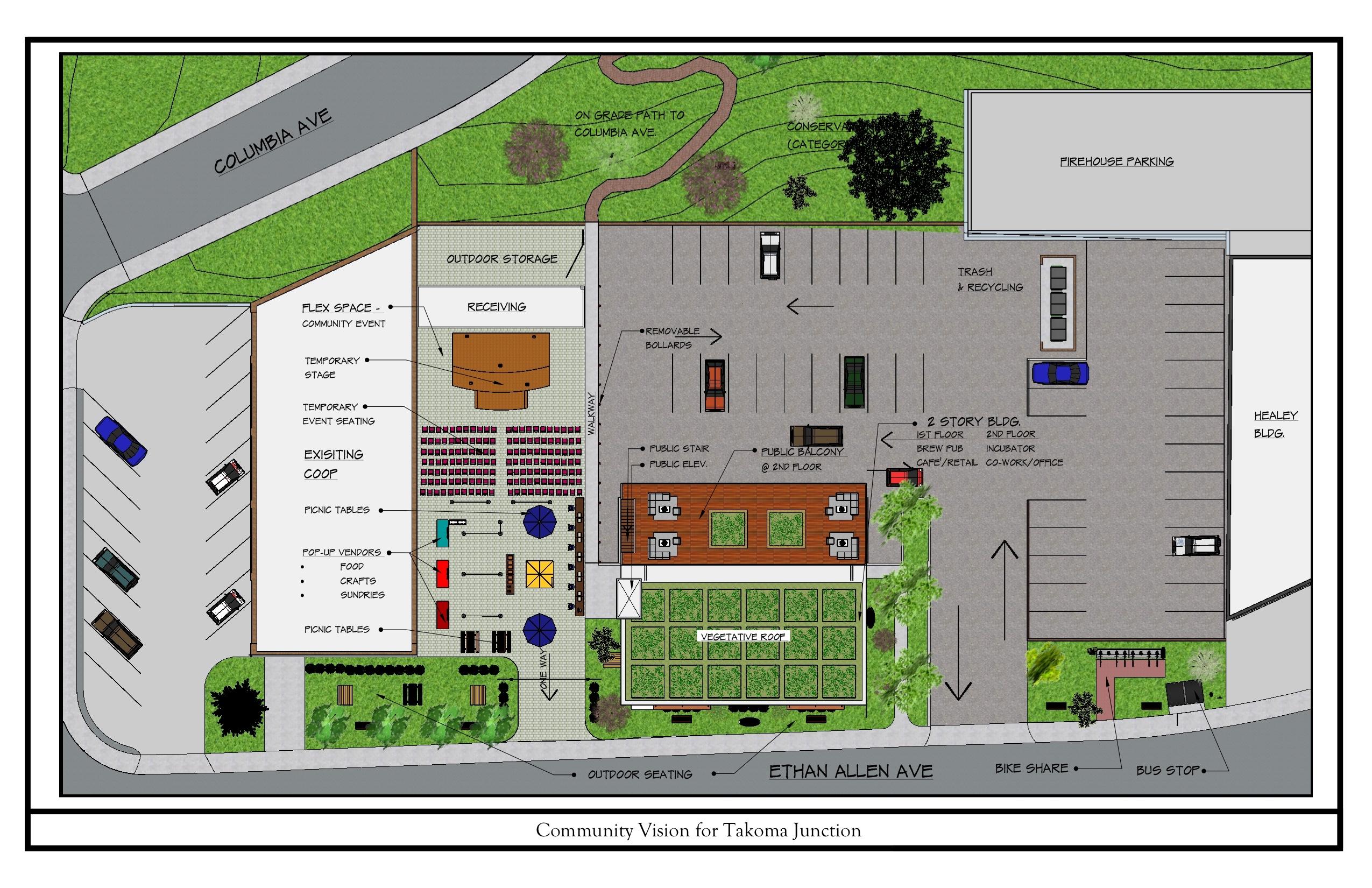 Takoma Junction - Site Plan - A4b (3) (1)